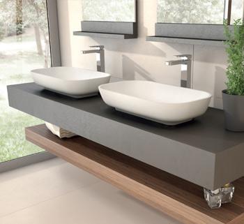 Countertop Basins Tile