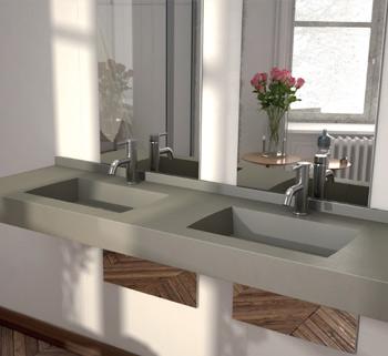Vanity Units Tile