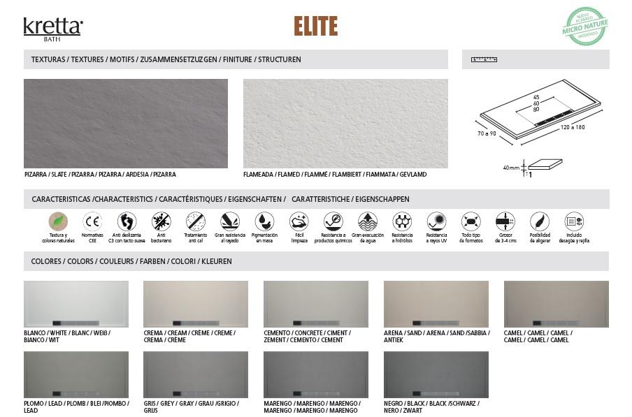 ELITE - TEXTURES & COLOURS